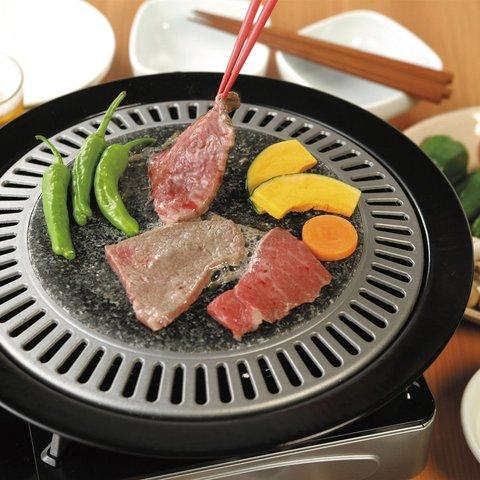 Камень для приготовления блюд Freiz MR-7387 33cm (насадка для газовой плиты)