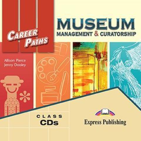 MUSEUM Management & Curatorship audio Cds (set of 2)