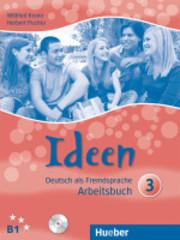 Ideen 3, Arbeitsbuch mit CDs zum Arbeitsbuch