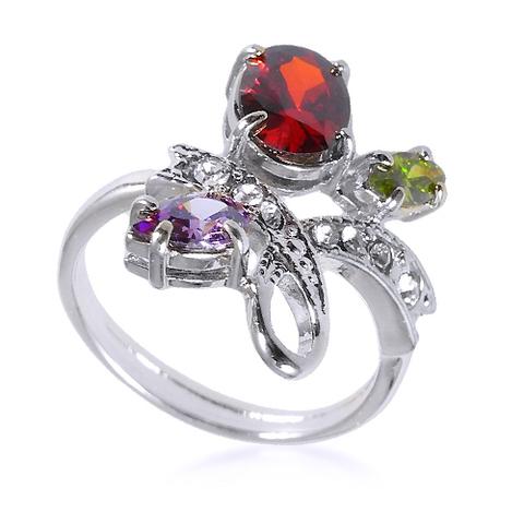 Кольцо с серебрением  Амбон