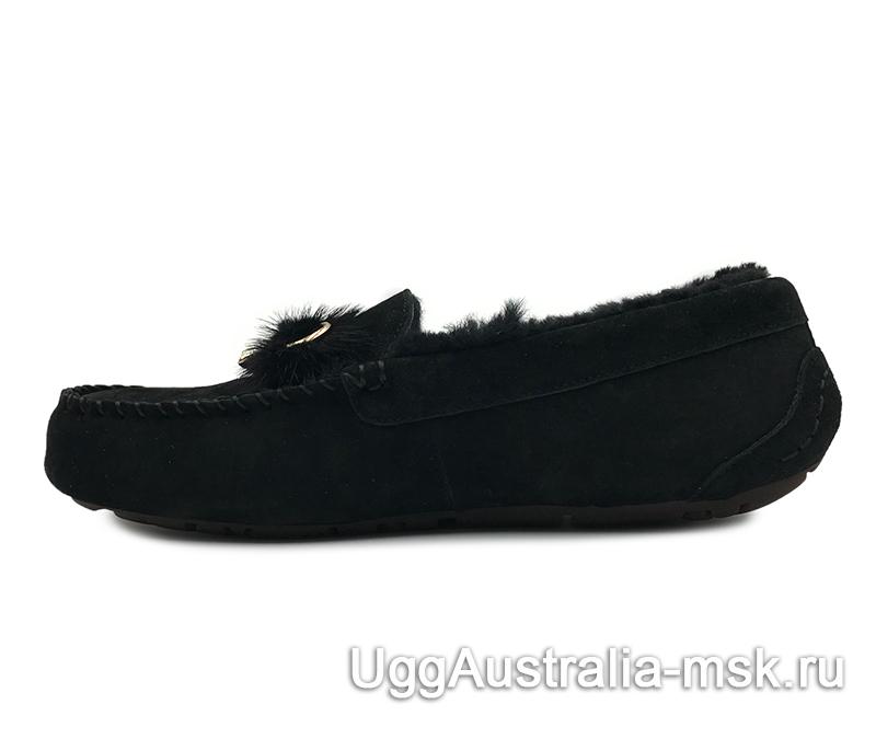 UGG Dakota Peare Black