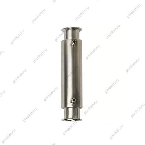 Дефлегматор (4х12), елочка 8 мм, кламп 1,5