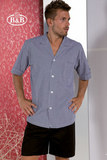 Мужская пижама с шортами B&B