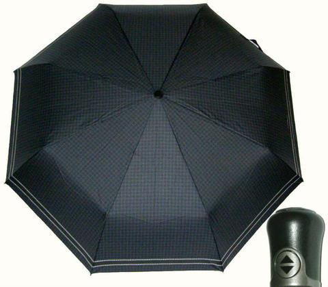 Зонт складной Maison Perletti 16229-blue Geometric