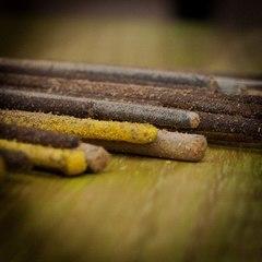 Арома палочки ручной работы из Индии