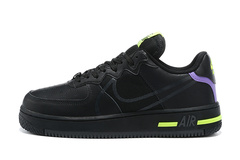 Nike Air Force 1 React 'Anthracite/Barely Volt'