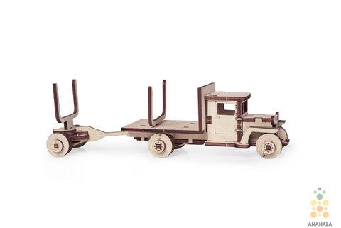 Lemmo деревянные конструкторы - Грузовики - ЗИС-5В с роспуском