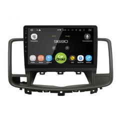 Штатная магнитола на Android 6.0 для Nissan Teana 08-14 Roximo CarDroid RD-1205F