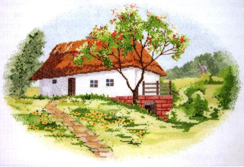 R171 Деревенский домик