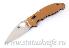 Нож Spyderco Manix 2 C101GPBORE2 REX45