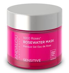 """Восстанавливающая маска для лица """"1000 роз"""", Andalou Naturals"""