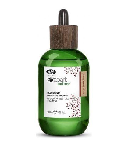Интенсивный лосьон против выпадения волос-Keraplant Nature Intensive Anti-Hair Loss Treatment  (100 мл)