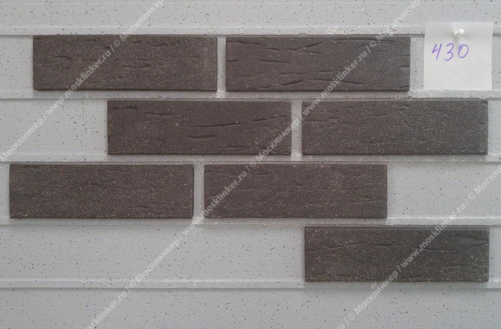 Stroeher - 430 den haag, Keraprotect, 240x71x11 - Клинкерная плитка для фасада и внутренней отделки