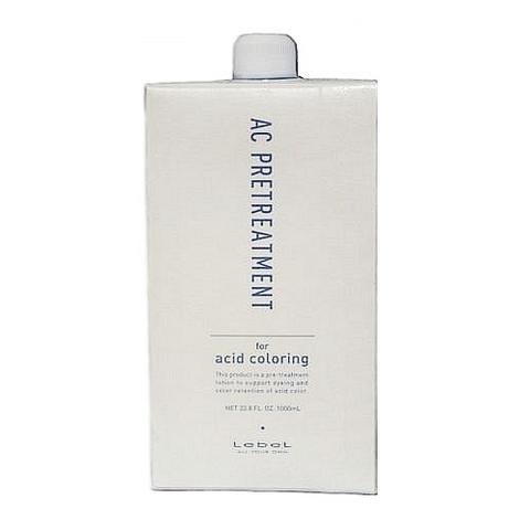Lebel AC Pretreatment - Лосьон для обработки волос перед окрашиванием