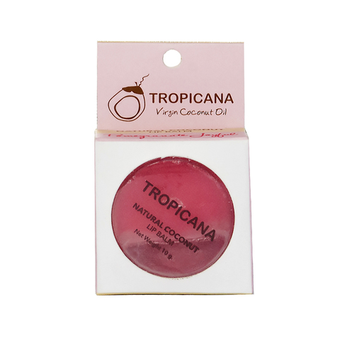 Tropicana Lip Blam Pomegranate Joyful - Бальзам для губ