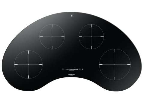 Индукционная варочная панель Fulgor-Milano CHM 904 ID TS BK