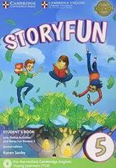 Storyfun 5 Student's Book with Online Activitie...
