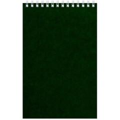 Блокнот Альт Офис 1 A5 60 листов зеленый в клетку на спирали (127х203 мм)