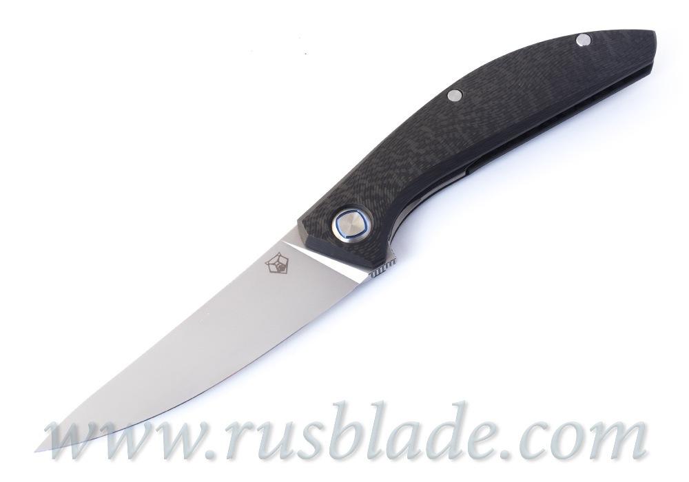 CUSTOM Shirogorov SIGMA KNIFE #55 M390 MRBS
