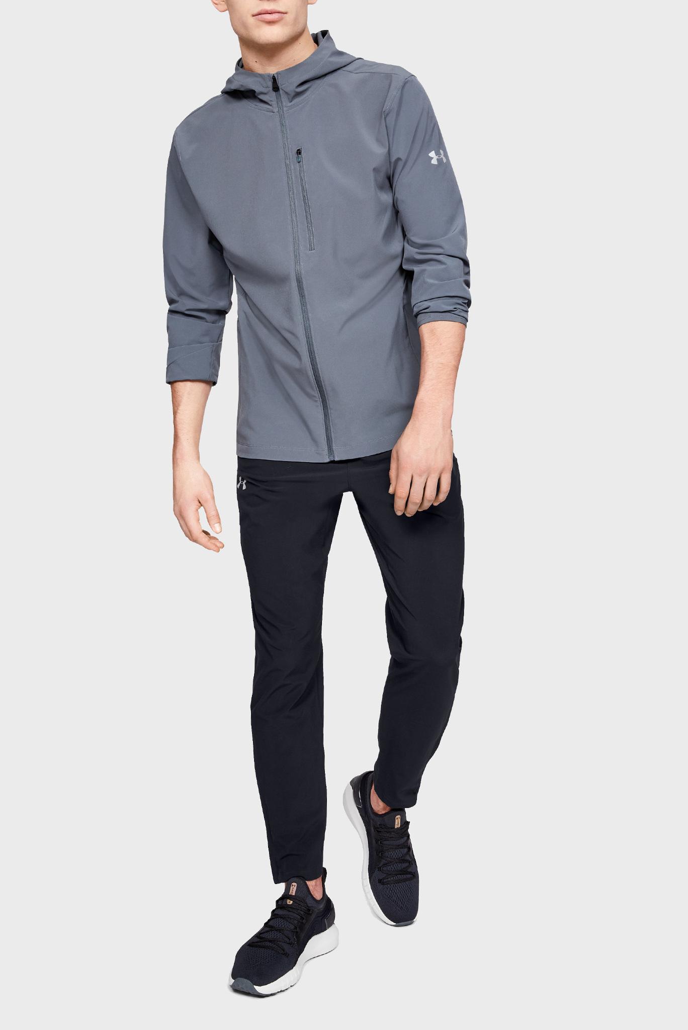 Мужские черные спортивные брюки UA STORM LAUNCH PANT 2.0 Under Armour