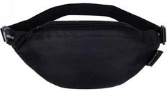 Поясная сумка для треккинга, походов и скандинавской ходьбы POWERUP GT - Grand Turizmo Black
