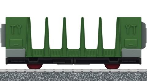 Marklin 44271 Платформа для перевозки длинномерных грузов, 1:87