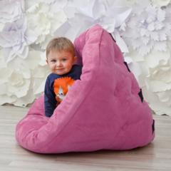 Кресло Farla Lounge Kids Розовое