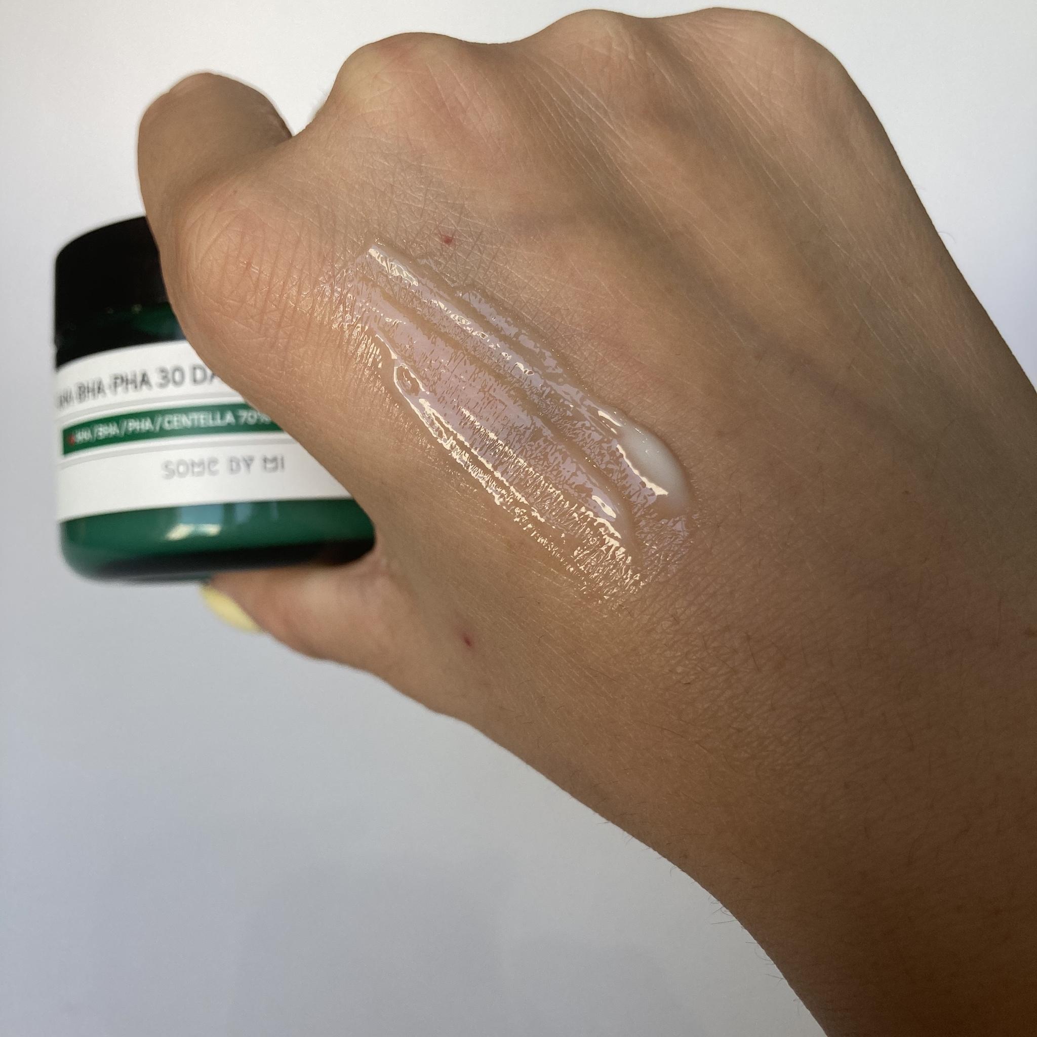 Крем восстанавливающий для лица Some By Mi AHA-BHA-PHA 30 Days Miracle Cream 60г