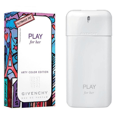 Givenchy Парфюмерная вода Play for Her Arty Color Edition 75 ml (ж)
