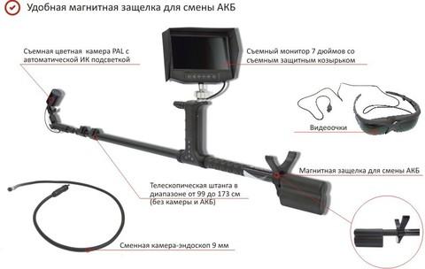 Видеодосмотровое устройство «Перископ-ПРО» (тип 01, базовая комплектация)