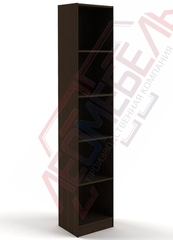 Ст-20-40-30 Стеллаж торговый прямой серии
