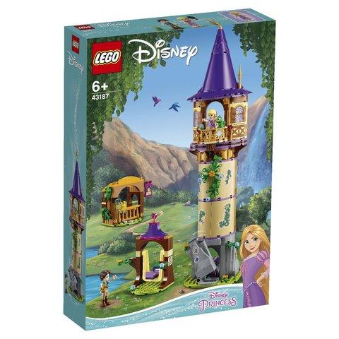 LEGO Disney Princess: Башня Рапунцель 43187 — Rapunzel's Tower — Лего Принцессы Диснея