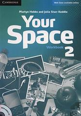 Your Space 2 WB+Audio CD