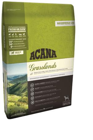 Сухой корм Корм для собак Acana Grasslands беззерновой с ягненком (новая формула) Grasslands_DOG_new.png
