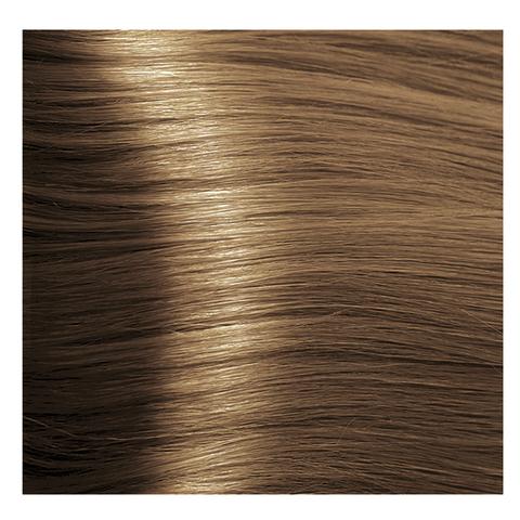 Крем краска для волос с гиалуроновой кислотой Kapous, 100 мл - HY 7.3 Блондин золотистый
