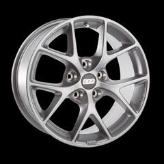 Диск колесный BBS SR 8x17 5x120 ET30 CB72.5 brilliant silver