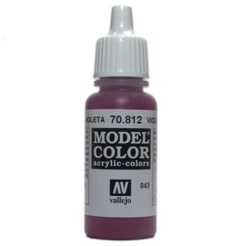 Model Color Violet Red 17 ml.