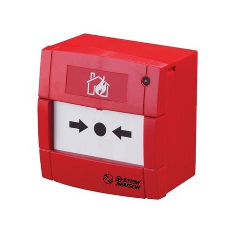 Адресный извещатель пожарный ручной ИПР ЛЕО (ИП 535-18)