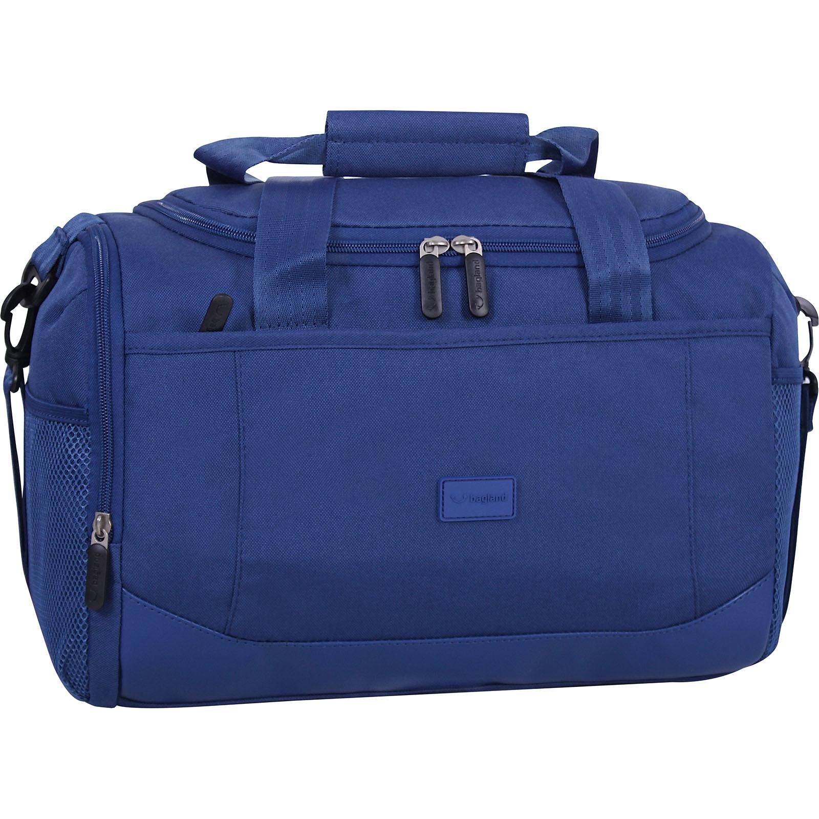 Дорожные сумки Сумка Bagland Albany 20 л. Синий (0032666) IMG_6212.JPG
