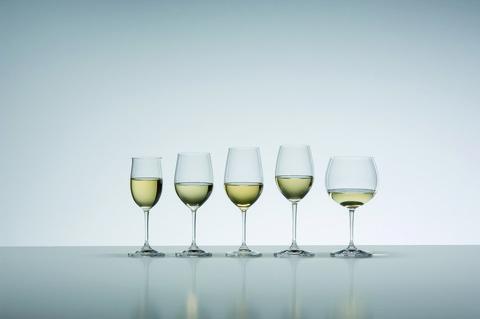 Набор из 4-х бокалов для вина Oaked Chardonnay/Montrachet 600 мл, артикул 5416/47 Montrachet . Серия Vinum