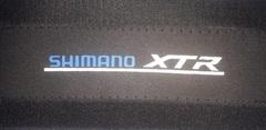 Защита пера Shimano XTR сине-белая