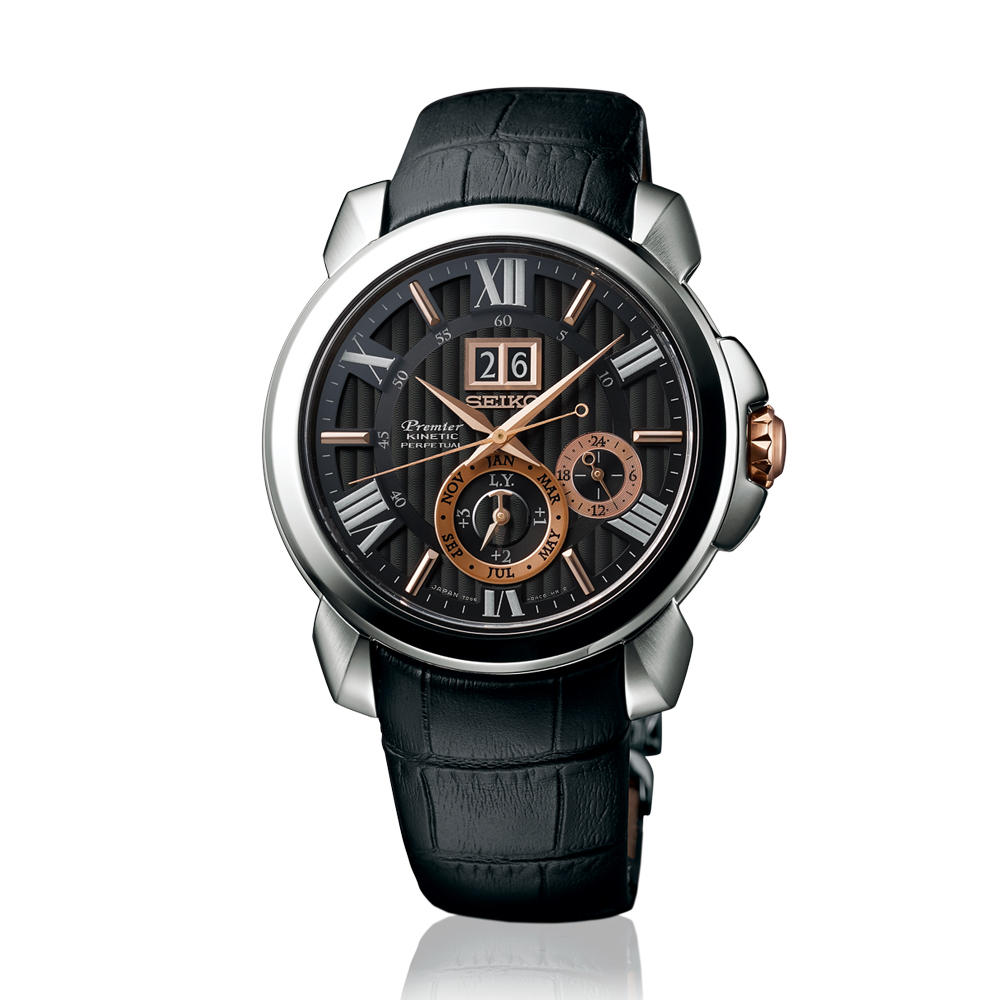 Наручные часы Seiko — Premier SNP149P2