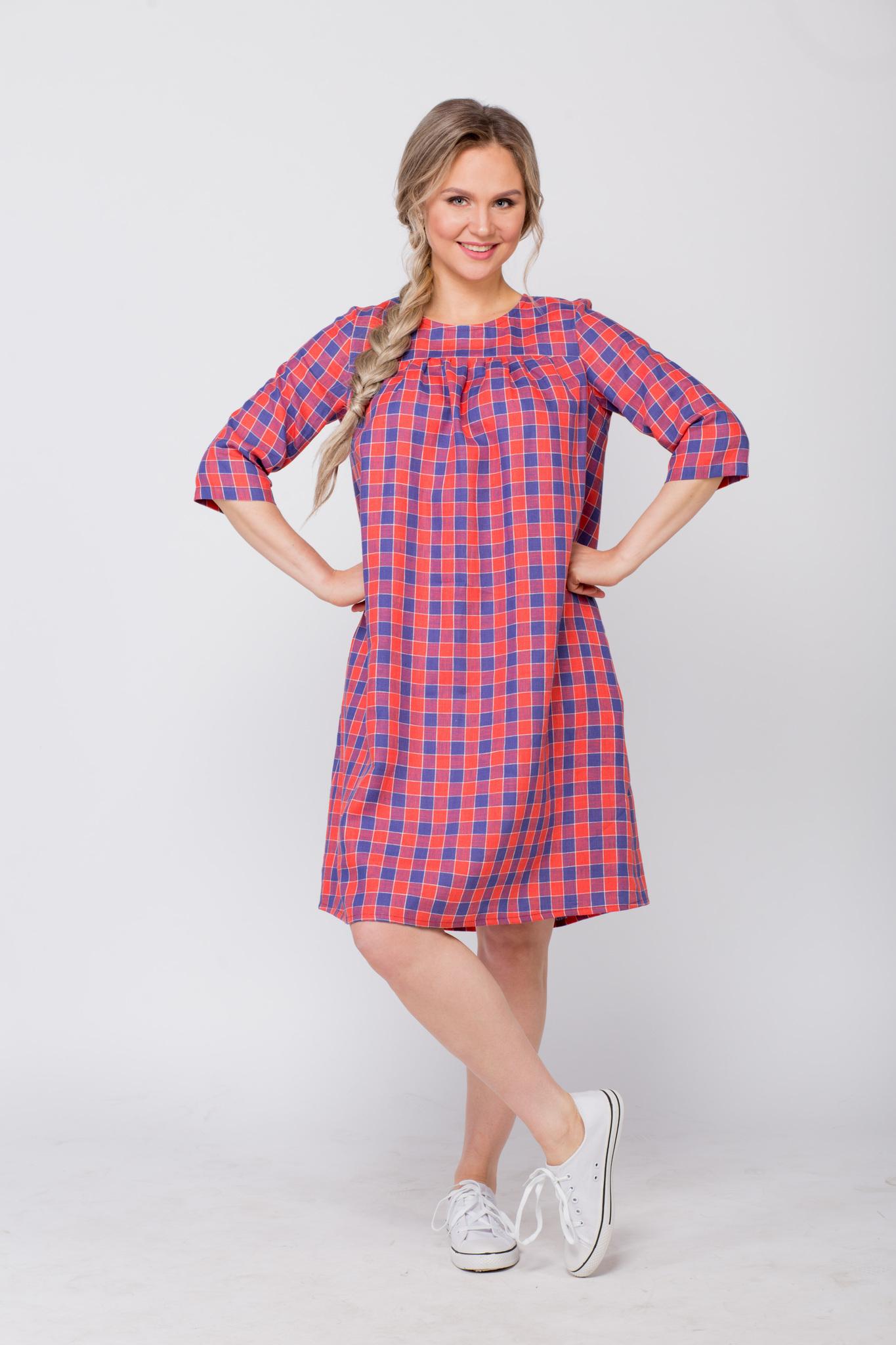 Платье льняное Хобби купить