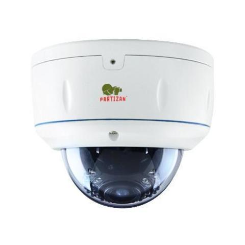 IP-камера купольная 2МП Partizan IPD-VF2MP-IR Starlight (81924)