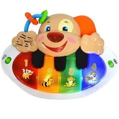 Обучающее пианино-щенок