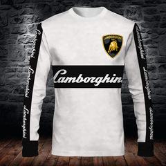 Толстовка 3D принт, Ламборджини  (3Д Свитшот Lamborghini)
