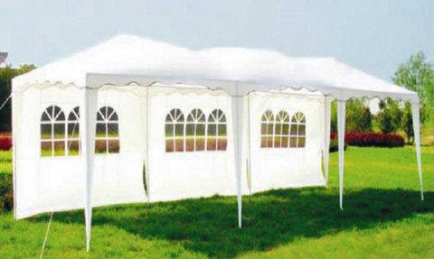 Садовый тент шатер Green Glade 1060 (Комплект из 2-х коробок)