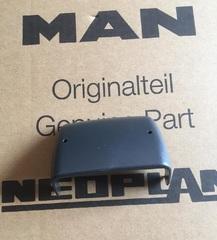 В наличии оригинальные заглушки на петли капота грузовика MAN TGL/MAN TGM  Оригинальный номер MAN - 81611400026  Производитель - MAN