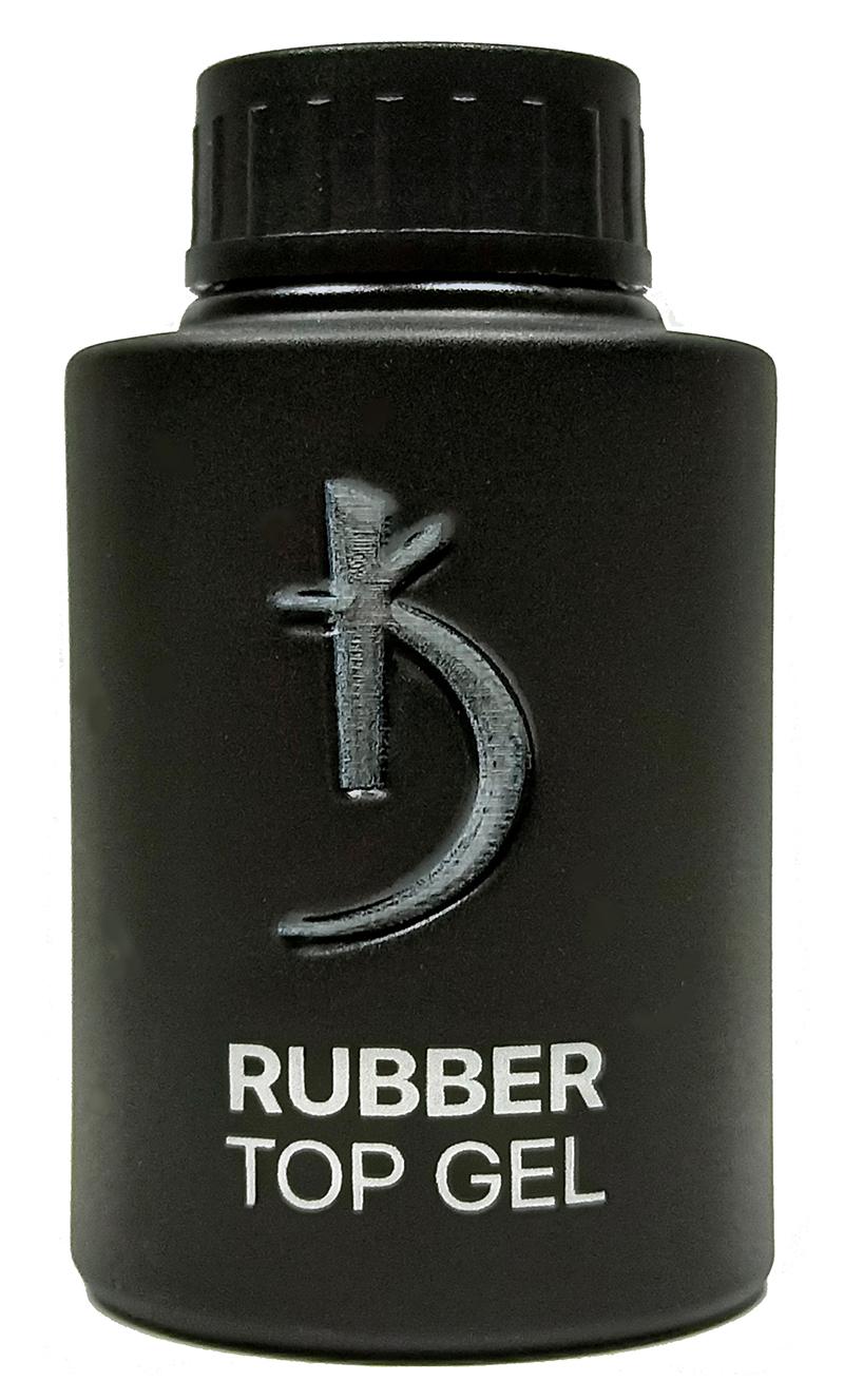 Kodi, Топ каучуковый для гель-лака, Rubber Top, 35 мл