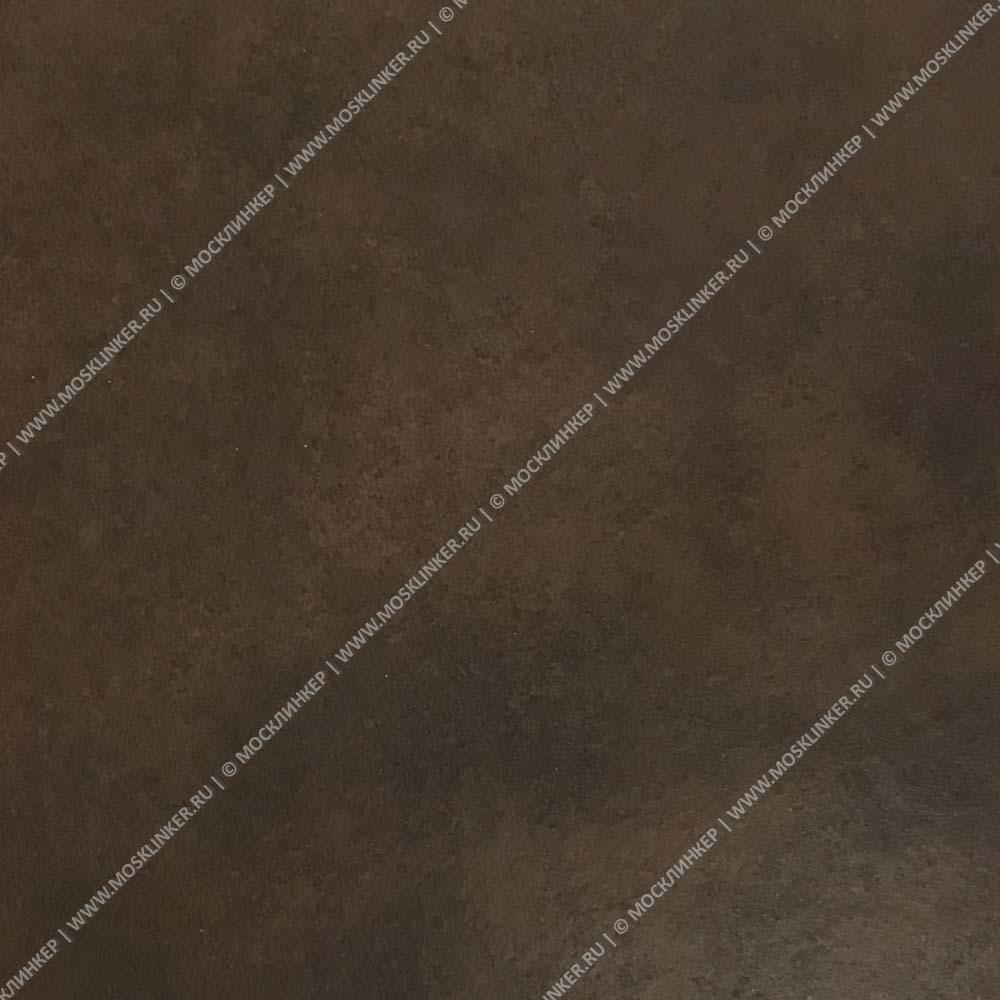 Interbau - Nature Art, Umbra braun/Кофейный 360x320x9,5, цвет 124 - Клинкерная ступень - флорентинер